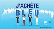 J'achète bleu - Une initiative de la FCCQ
