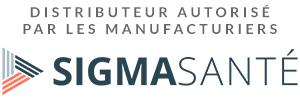 Distributeur autorisé par les manufacturiers Sigma Santé