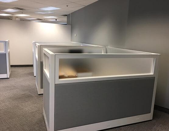 panneaux cubicules aire de travail