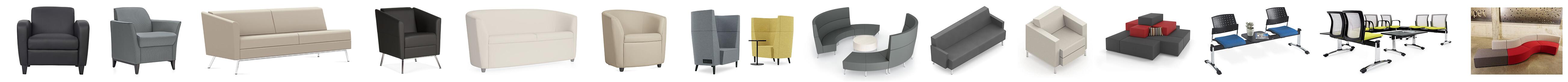 Divan, mobilier de bureaux