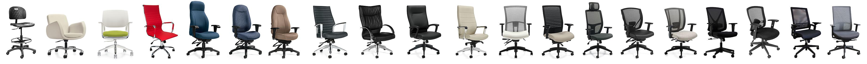 Fauteuils, mobilier de bureaux, chaises