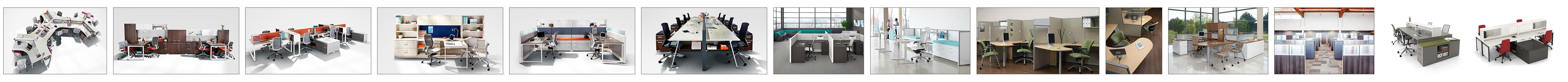 Postes de travail & mobilierde bureaux, produits